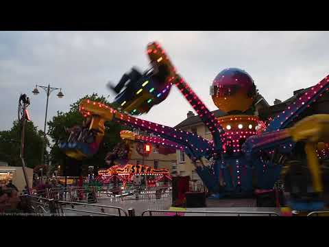 Oxford St Giles Fair Walkthrough 2018