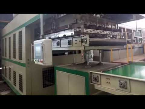 How to make biodegradable pulp tableware products by fully automatic machine from HGHY