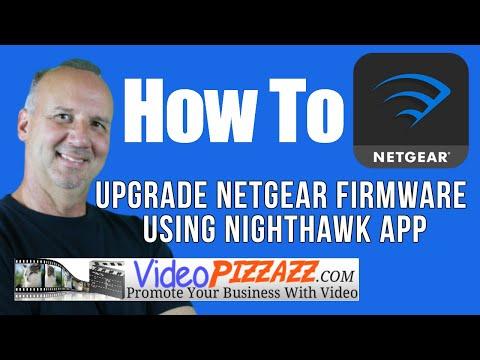 How To Update Netgear R7000 Router Firmware Using Nighthawk App
