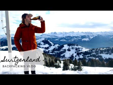 Find us in the SWISS alps - LUCERNE LAUTERBRUNNEN | SWITZERLAND | 12 Month Travel (VLOG Ep. 1)