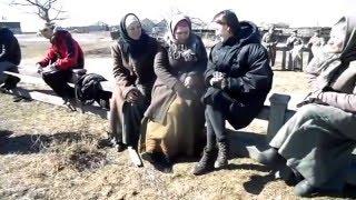 "На съёмках сериала ""Тихий Дон"""