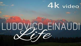 Ludovico Einaudi - Life - Timelapse Video  - 4K