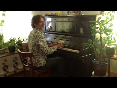 Мухтар Гусенгаджиев  фортепиано 2