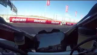 DUCATI PANIGALE V4 - Valencia 2018 - tester MOTO.IT