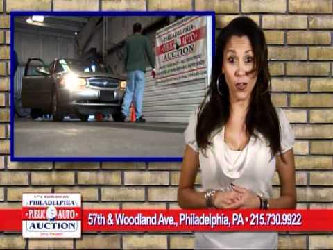 Philadelphia Public Auto Auction Infomercial