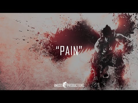 Pain - Dark Angry Sad Piano Rap Instrumental Beat - 2018