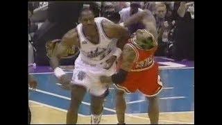 ブルズvsジャズ NBAファイナル マイケル・ジョーダン BULLS JAZZ NBA FINAL MICHAEL JORDAN