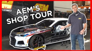 homepage tile video photo for The Ultimate AEM Electronics SHOP TOUR