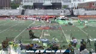 FOOTBALL: WPA Wildcatz vs. South Buffalo Celtics
