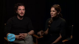 Kit Harington Talks About Marrage  To Rose Leslie In Latest Interview