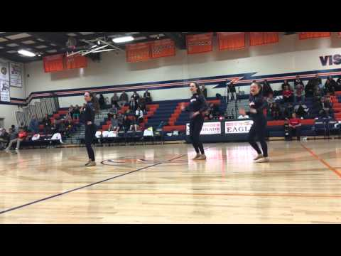 Nade Dance Team Who's That Chick