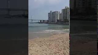 Наше путешествие По Корее, Пусан море Карее / Видео