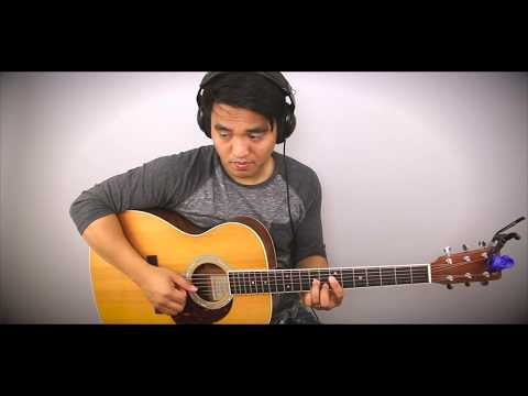 The Old Rugged Cross Fingerstyle - Zeno