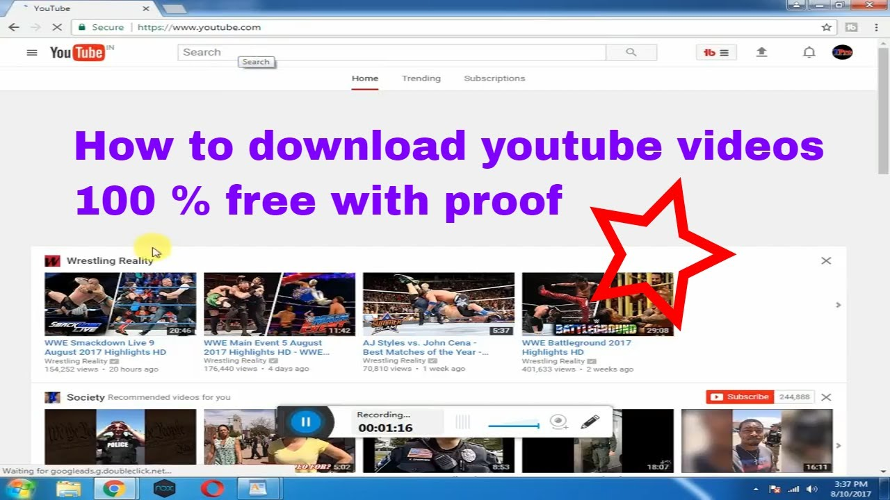 How to download youtube videos to computer without software how how to download youtube videos to computer without software how to download youtube video directly ccuart Choice Image