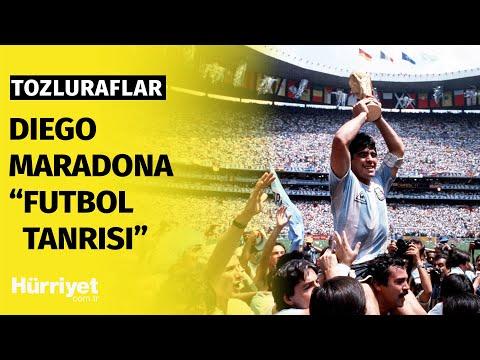 "Diego Maradona ""Futbol"