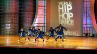 Freshhh (Canada) - World Hip Hop Championships 2009