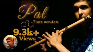 Pal - Jalebi   flute version   Abhishek banarasi
