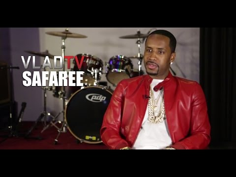 Safaree Explains How He Maintains Financial Stability