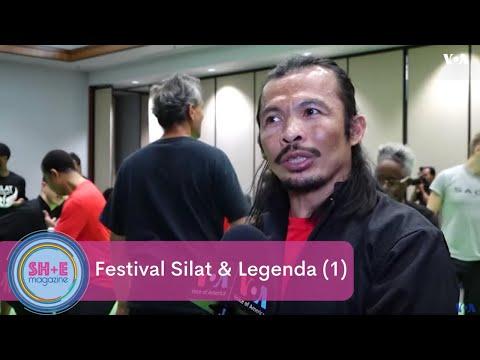 TV SHOW Perempuan SH+E Magazine: Festival Silat & Legenda (1)