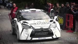 Eddie Sciessere - Rally Città di Bassano 2017 - Citroen DS3 WRC