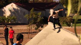 Girl and Chocolate Demo - North Hollywood Skatepark