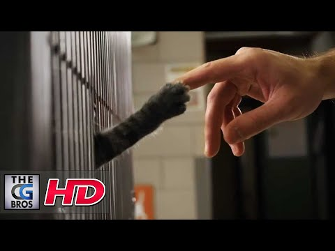 "CGI VFX Spot : ""Animal Humane Society""  by - MAKE"