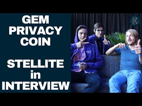 CRYPTO GEM STELLITE CMO Felix Huber in INTERVIEW [ENG]