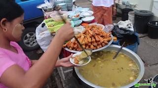 Mohinga - Myanmar Street Food in Yangon