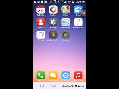 IOS 7 Launcher For Android *no Root* *or Computer*