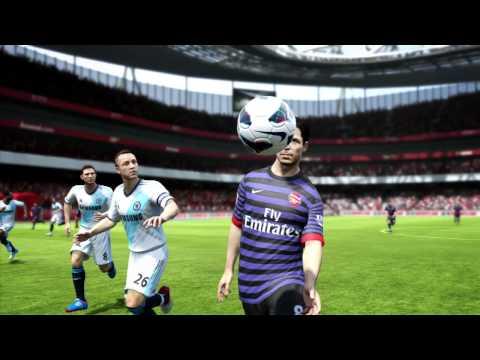 FIFA 13 | Arsenal's New Away Kit