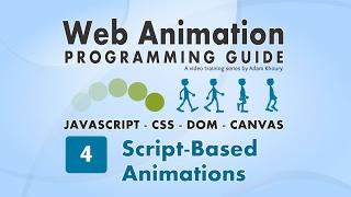 WAPG 4 Script Based Animation Programming JavaScript CSS Tutorial