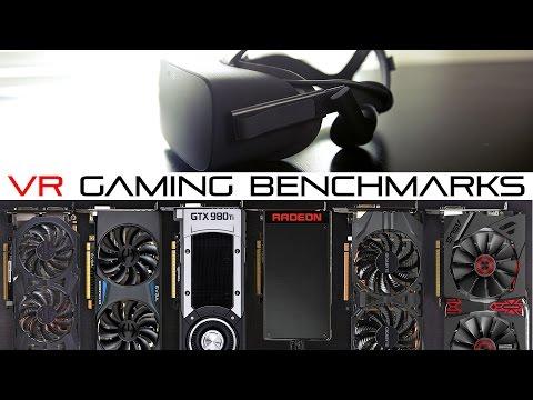 Oculus Rift CV - Graphics Card Benchmarks