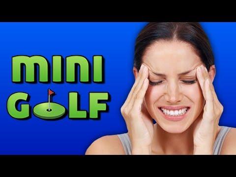GOLF RAGE!!!   Golf It (ft. Gorilla & Dracula)