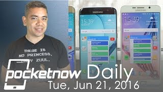 Galaxy Note 7 edge rumors, water resistant iPhone 7 & more - Pocketnow Daily