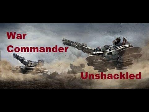 War Commander Unshackled: The Source of All Kixeyes Bullshit.