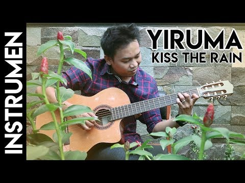 Yiruma Kiss The Rain Fingerstyle
