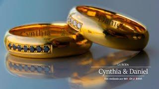 Cynthia y Daniel Imagen Urbana Bodas