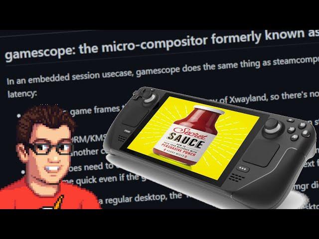 Steam Deck - Game Scope - That Secret Sauce For Steam Deck!