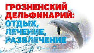 Грозненский дельфинарий  отдых, лечение, развлечение