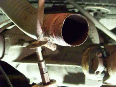 How To Install A New Muffler On Your Vehicle Youtube