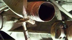 how to install a new muffler on your vehicle