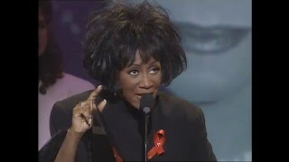 Patti Labelle Wins Soul/RnB Female - AMA 1993