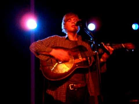 Johnny Flynn Brown Trout Blues  Live Baltimore
