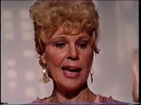 Betsy Palmer, Jill Corey--1988 TV Interview,