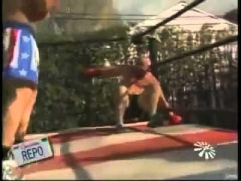 Matt Burch vs Mariano Mendoza