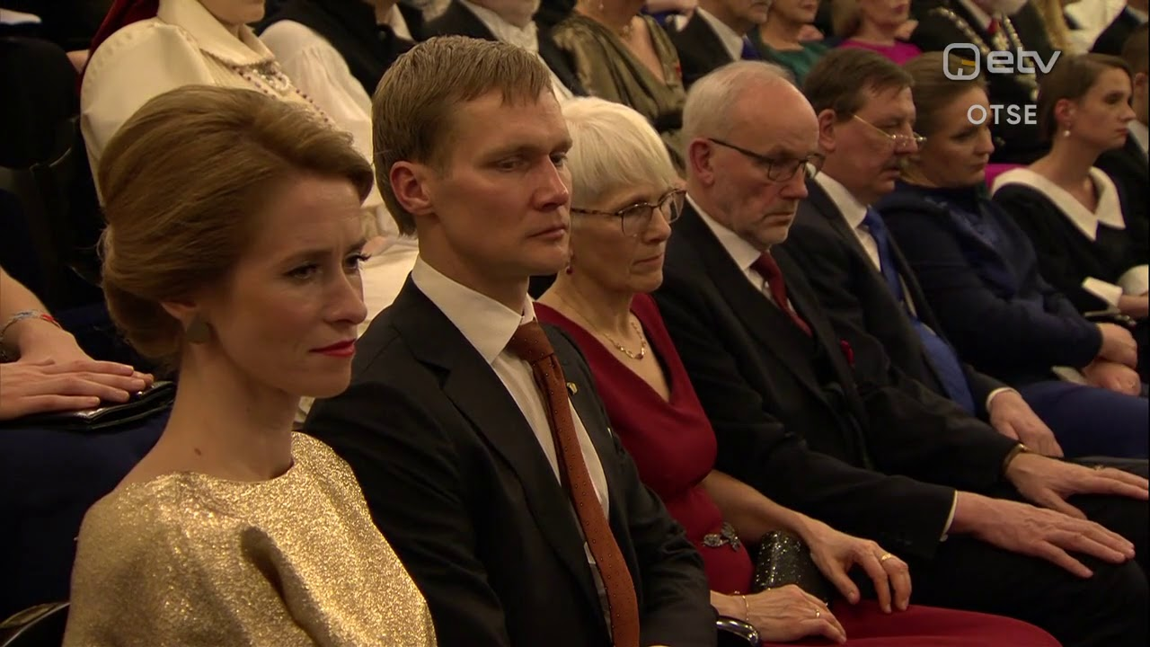 84aae7ec8b9 Kersti Kaljulaid 2019 24 Veb #Estonia EV101 VABARIIGI PRESIDENDI KONE ETV1  ETV2 - Hoiame Eestit
