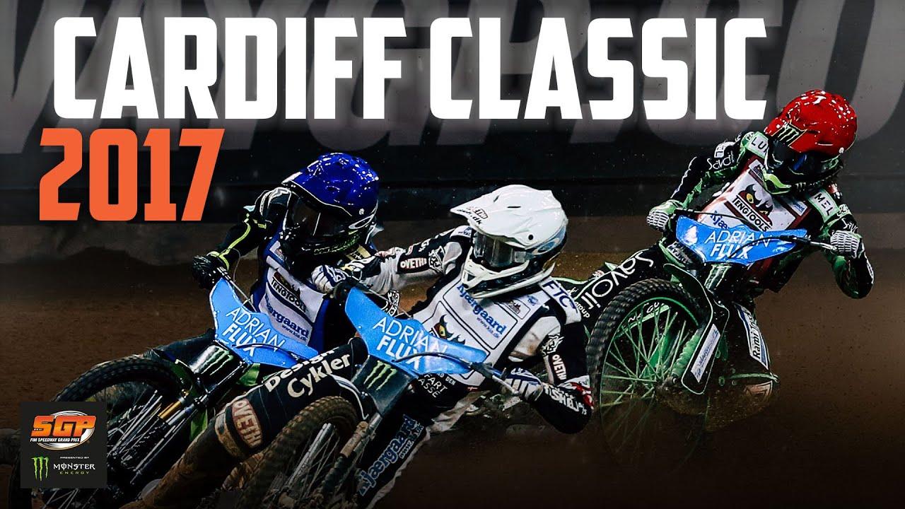 Cardiff Classic from 2017! | FIM Speedway Grand Prix
