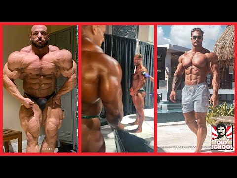 Bodybuilding Before and After 2020 Mr Olympia