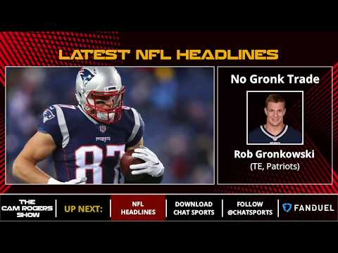 NFL Rumors: Gronk Trade, Dez Bryant To...