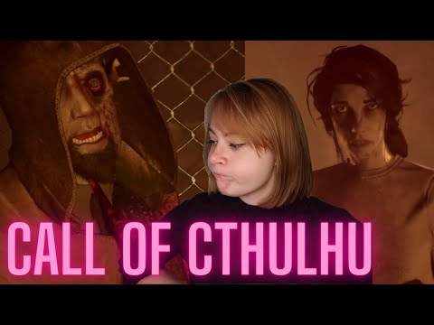Can I survive the madness? | Call of Cthulhu stream with Badgertail |